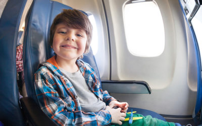 5 Ways to Entertain Your Kids on a Long Haul Flight